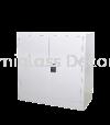 Half Height Cupboard with Steel Swinging Door Half Height Cupboard Steel Furniture