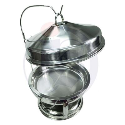 Stainless Steel Small Hanging Chafing Dish / Bell Chafing Dish