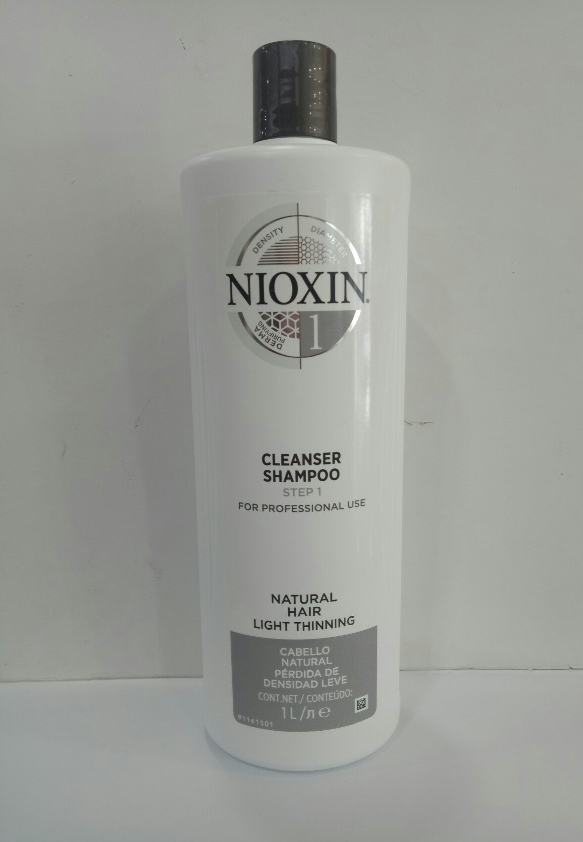 Nioxin 1 Cleanser 1000ml