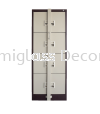 4 Drawer Filing Cabinet with Recess Handle & Lock Bar Filing Cabinet Office Steel Furniture