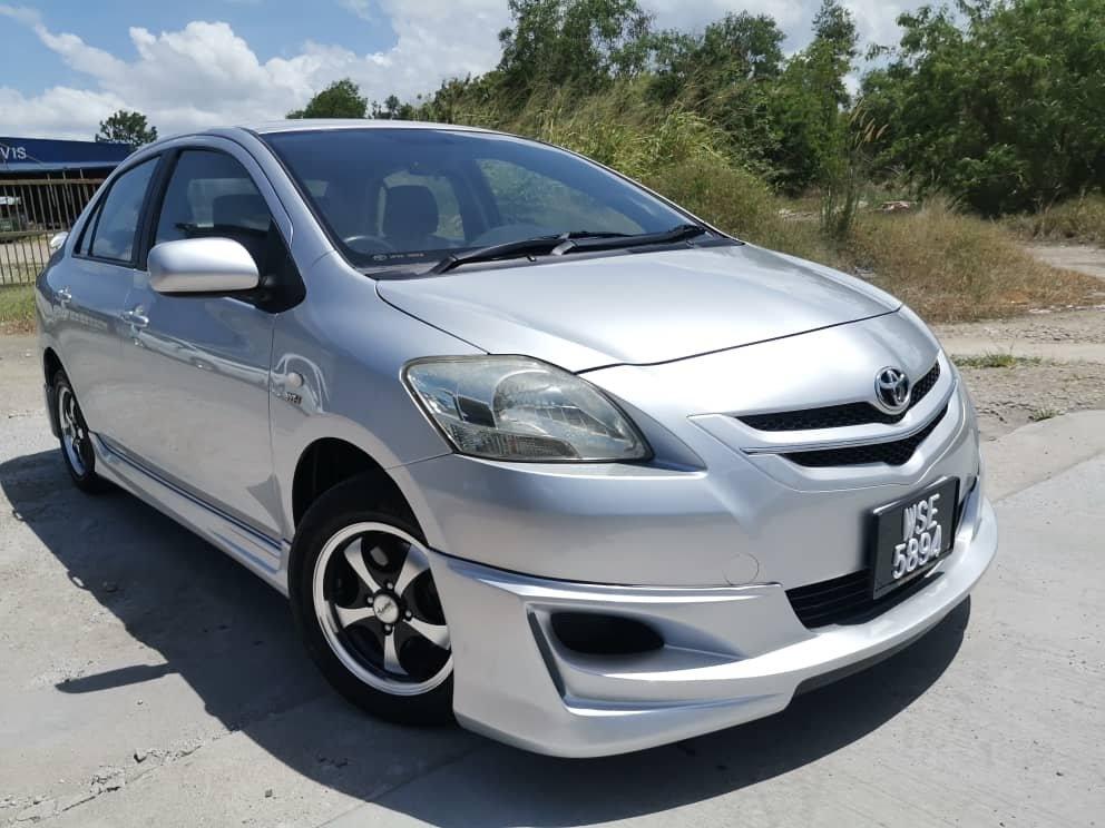 2009 Toyota VIOS 1.5 J (M) Full Loan