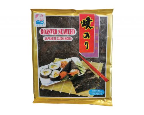 Roasted Seaweed Japanese Sushi