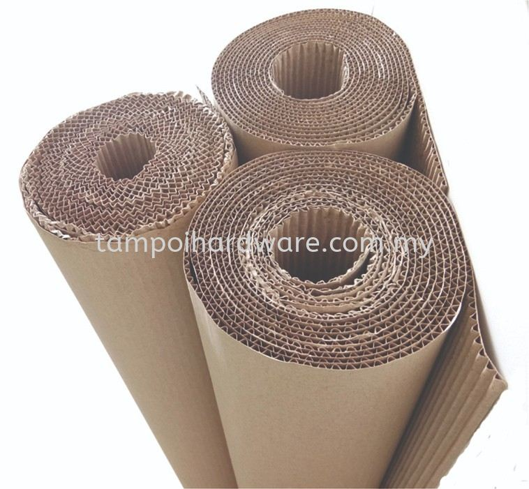 """Chip Board Roll  49"""" Wraps Packaging Tools"""