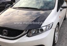 HONDA CIVIC FB OEM BONNET HOOD CARBON