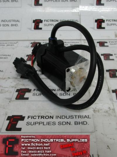 GYS10105-RA2 GYS10105RA2 FUJI ELECTRIC AC Servo Motor Supply Repair Malaysia Singapore Indonesia USA Thailand