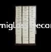 36 Compartment Steel Locker with Steel Swinging Door Multiple Locker Office Steel Furniture