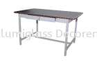 General Purpose Table with Central Drawer Table Office Steel Furniture