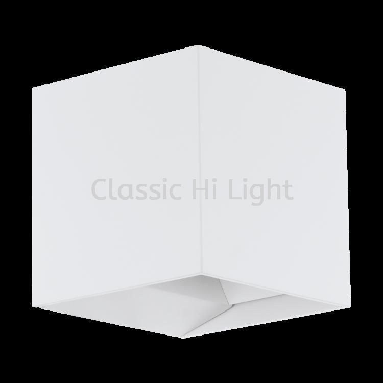 Eglo 97241 AL-LED-WL/2 WEISS ''CALPINO''