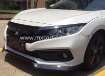 HONDA CIVIC 2020 FC FACELIFT NEW FRONT DIFFUSER