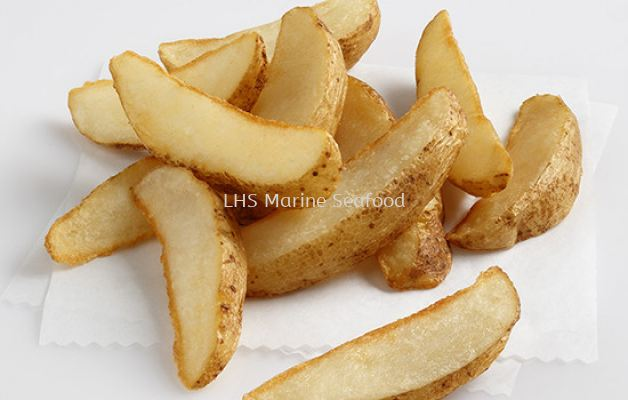 Potato Wedges Normal