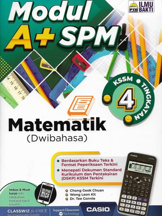 Modul A+ SPM Matematik T4