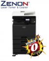 Sharp BP-20C25 Admin / Account Use Copier