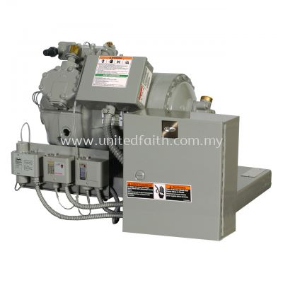 Carlyle Semi-Hermetic Reciprocating Compressors 06D 3 to 15 Nominal Tons 10 to 50 Nominal kW