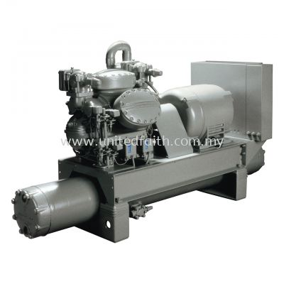 Carlyle Open Drive Reciprocating Condensing Unit 07FY 20 to 150 Nominal Tons 17 to 70 Nominal kW