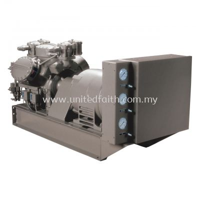 Carlyle Open Drive Reciprocating Compressor Units 05HY 20 to 150 Nominal Tons 70 to 525 Nominal kW
