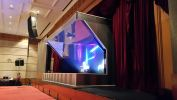 Stage Hologram Gallery Design 3D Holographic