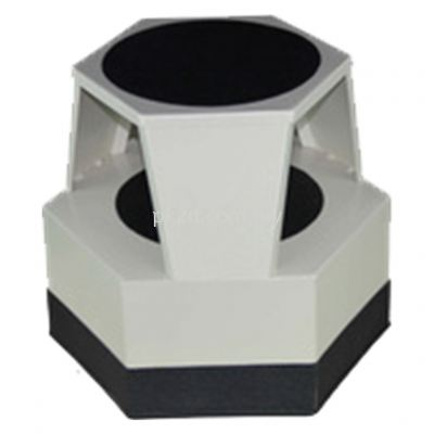 LBEM-1S-A1 - Hexaganal Kick Step Stool