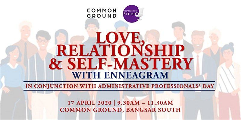 Love, Relationship & Self-Mastery with Enneagram