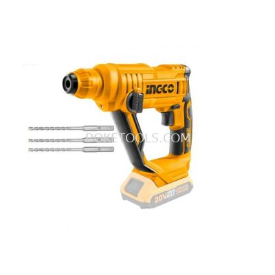 (AVAILABLE IN PIONEER BRANCH) INGCO CRHLI1601 Lithium-Ion Rotary Hammer