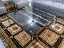 Black Marble Coffee Table Marble Coffee Table