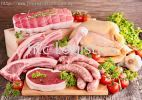 Frozen Meat Delivery & Transportation Service Food Transport