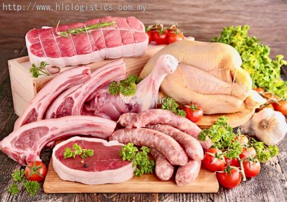 Frozen Meat Delivery & Transportation Service