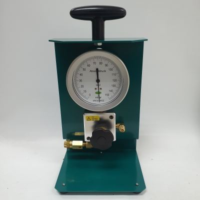 19625 Absolute Vacuum Stand with Gauge