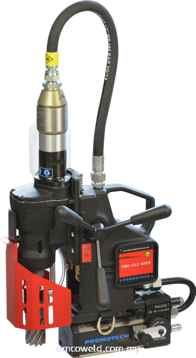 PRO-45_2-ATEX Pneumatic Drilling Machine