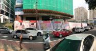 Project hoarding sunway Project Hoarding WALL and SIGNAGE