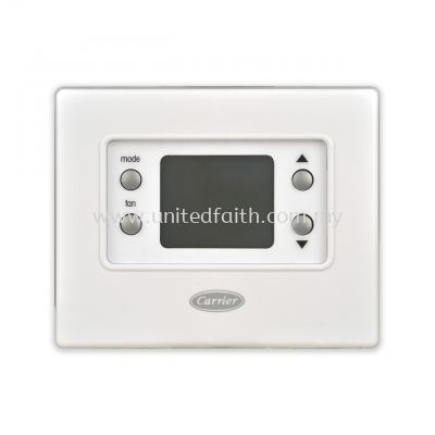 Comfort™ Pro Commercial Non-Programmable Fan Coil Thermostat 33CSCNACHP-FC
