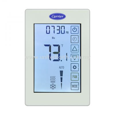 ComfortVu™ BACnet® Plus Thermostat TBPL-H-C Line Voltage Plus Model TBPL-H-C