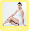 Head To Toe Permanent Hair Removal