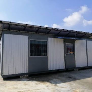 Plantation Rest House powered by Solar Energy