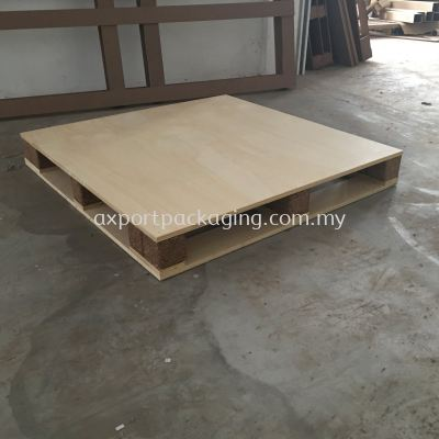ECO Process Wood Plywood Pallet