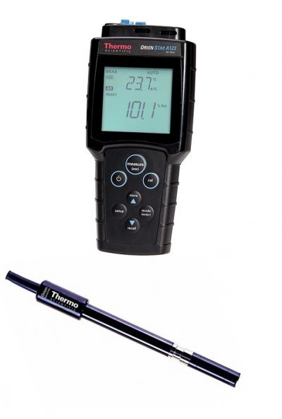 Orion STAR A123 Basic Portable Dissolved Oxygen Meter