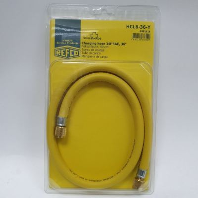"HCL6-36-Y, 3/8"" RAPID RECOVERY HOSE (3FT)"