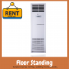 Rents Floor Standing 5.0hp Rental Air Conditioners Services