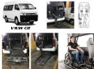 FOTON C2 2.0 FOR 4 WHEEL CHAIR OKU VAN  KENDERAAN OKU