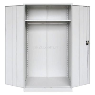 MFHW-4 - Double Swing Door Full Height Wardrobe