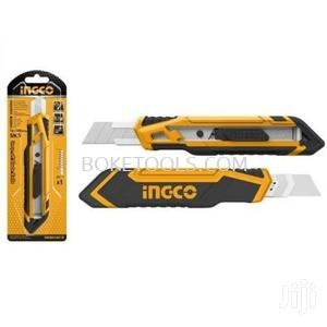 (AVAILABLE IN PIONEER BRANCH) INGCO HKNS16518 Snap-off Blade Knife