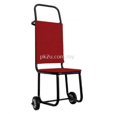 BQCT-001-EB-C1 - Banquet Chair Trolley