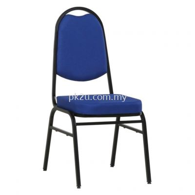 BQC-003-EB-L1 - Banquet Chair (Epoxy Black)