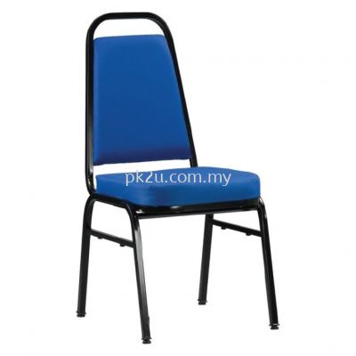 BQC-001-EB-L1 - Banquet Chair (Epoxy Black)