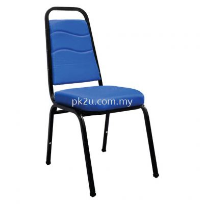 BQC-002-EB-T2 - Banquet Chair (Epoxy Black)