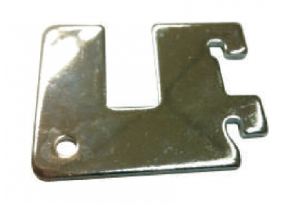 SQUARE BAR BRACKET 50MM