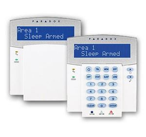 K32LCD �C KEYPAD WITH 32 CHARACTER LCD DISPLAY