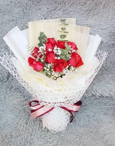 RB 075 Roses Bouquet