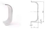 T109 ALUMINIUM PROFILE HANDLE Aluminium Profile Handle Aluminium Extrusion