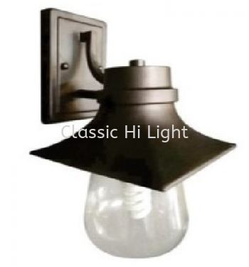 W8579 OUT DOOR WALL LIGHT