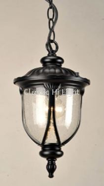 P0262 OUT DOOR PENDANT LIGHT